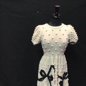 New Valentino midi dress